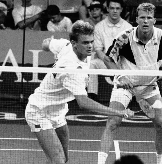 Badminton Peter Axelsson Barcelona X