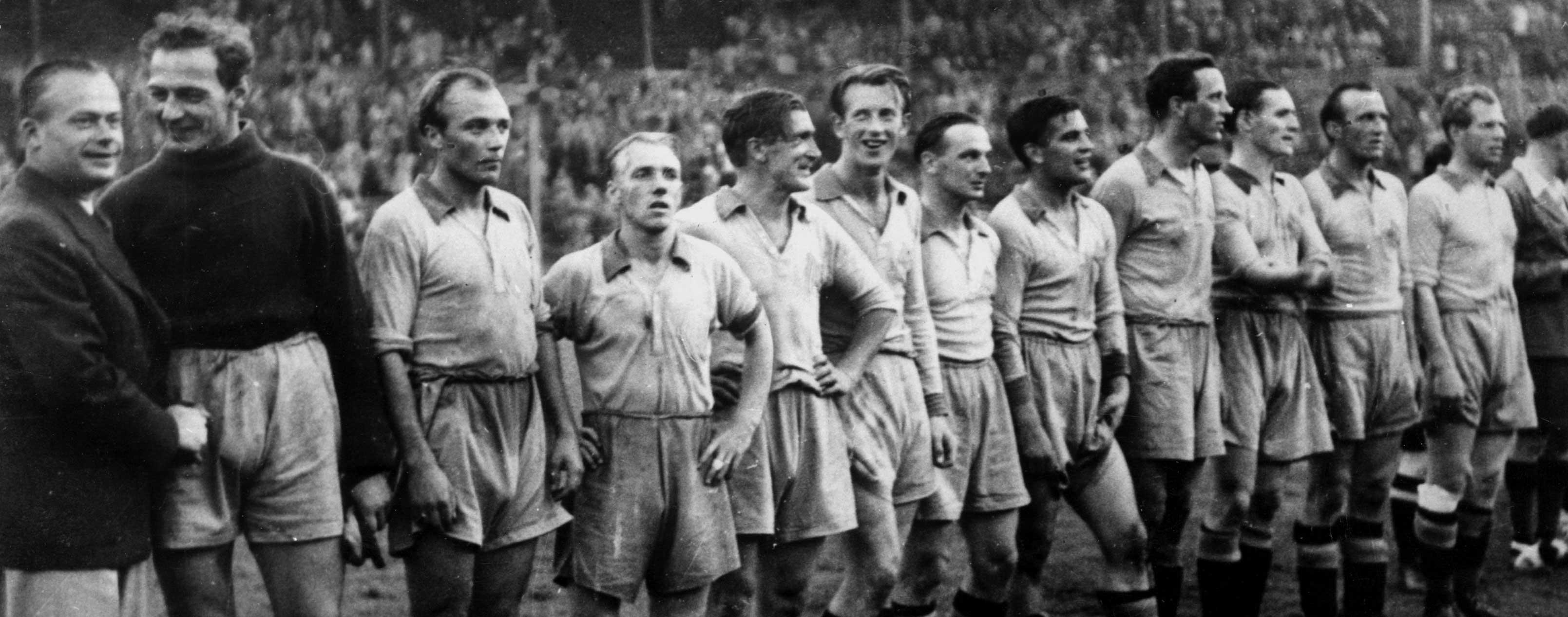 OS-guld i fotboll fyller 70 år - Sveriges Olympiska Kommitté 952d53165cbb2