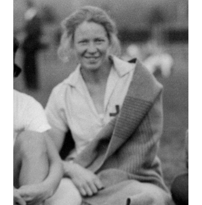 Ruth Svedberg - Sveriges Olympiska Kommitté