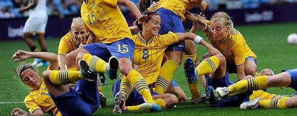 OS-fotbollens lottning - Sveriges Olympiska Kommitté 8189b2a8ec6f1